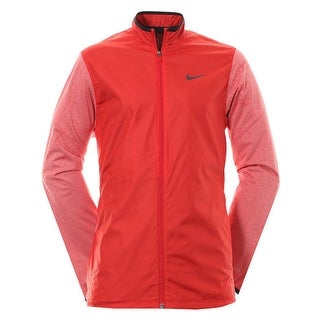 Nike MENS Golf Shield Zip Wind Jacket 726401 Size Medium