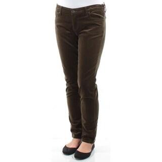 KUT $79 Womens New 1110 Green Casual Pants 6 B+B