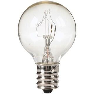 ScentSationals 2-Packs 20 Watt Warmer Bulbs 140 Lumens Style G30 Base Candelabra