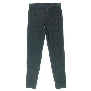 Hanes Womens Jean Skimmer Jeggings