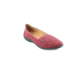 Hush Puppies Avila Women's Flats & Oxfords Dk Red - 7