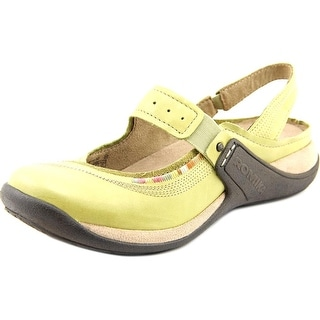 Romika Milla 32 Women Round Toe Leather Green Mary Janes