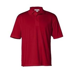 FeatherLite Moisture Free Mesh Sport Shirt - Red - 3XL