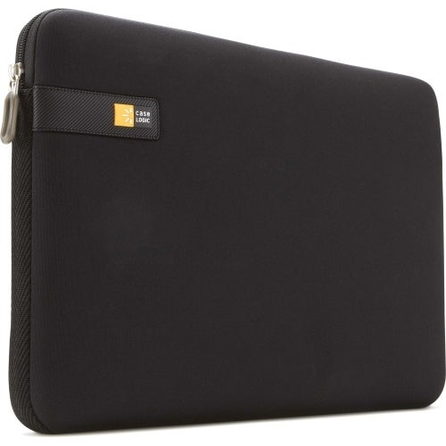 """Case Logic LAPS-117black Case Logic LAPS-117 Carrying Case (Sleeve) for 17.3"" Notebook - Black - Impact Resistant Interior"