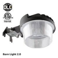 40W Dusk-to-dawn LED Outdoor Barn Light,3000K/5000K