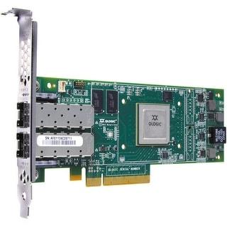 Lenovo QLogic 16GB FC Dual-Port Host Bus Adapter 00Y3341 Dual Port Adapter