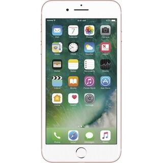 Apple iPhone 7 Plus 32GB Unlocked GSM Phone w/ 12MP Camera (Certified Refurbished)
