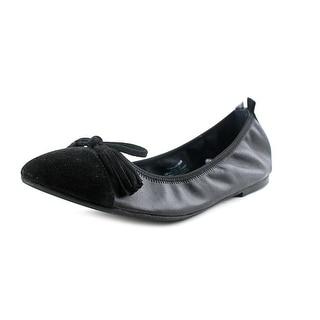 Eight Second Angel Averly Tassel Tie Ballet Slipper   Ballet Flats