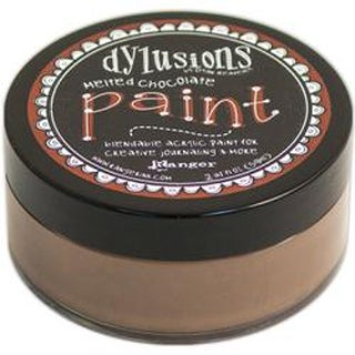 Melted Chocolate - Dyan Reaveley's Dylusions Paint 2Oz