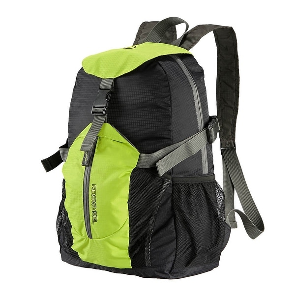 64a25f7ea4 Shop ROSWHEEL Bike Bicycle Backpack Riding Folding Foldable Bag Knapsack  Lightweight Outdoor Cycling Hiking Travel Sport - Free Shipping On Orders  Over  45 ...