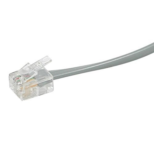 C2g - 25Ft Rj11 6P4c Straight Modular Cable