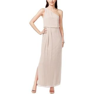 Adrianna Papell Womens Evening Dress Chiffon Embellished