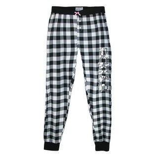 Mentally Exhausted Women's Plus Size Jogger Pajama Pants