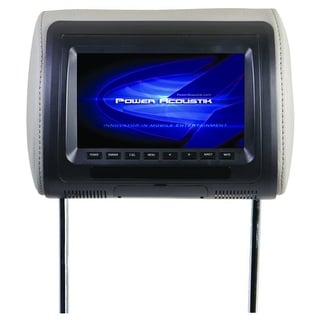 PA BGT Slave Headrest Monitor 7in LCD