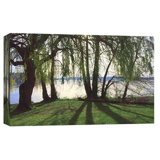 "PTM Images 9-102163  PTM Canvas Collection 8"" x 10"" - ""Seward Park"" Giclee Mountains Art Print on Canvas"