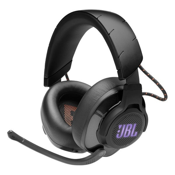JBL Quantum 600 Wireless Over-Ear Gaming Headset (Black). Opens flyout.