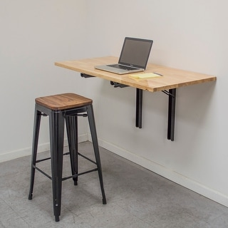 Link to Sportsman Series Wall Mounted Folding Workbench Similar Items in Computer Desks