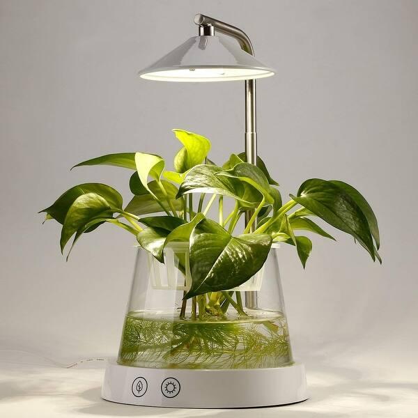 Shop Led Indoor Garden Kit Plant Grow Light 4000k Cool White 1 Overstock 30114912