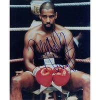 Signed Washington Denzel The Hurricane 8x10 Photo autographed
