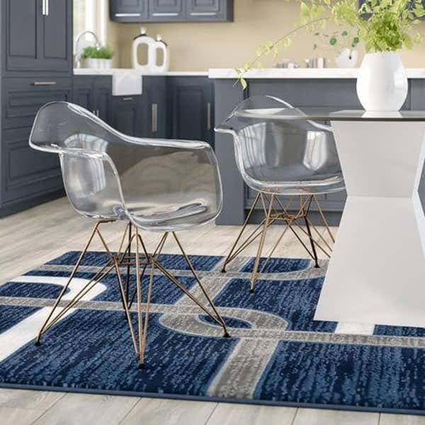 Modern Designer Acrylic Plastic Chair