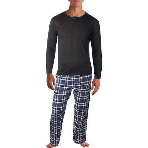 Rugged Frontier Mens Pajama Set Loungewear Comfort Waist