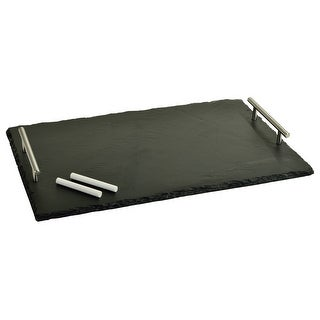 Picnic at Ascot Sardo Rectangle Slate Tray (CB50-E)