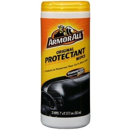 Armor All Original Protectant Wipes 25 ea