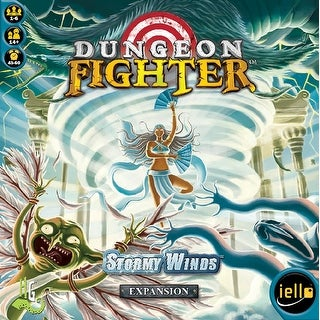 Dungeon Fighter: Stormy Winds - multi