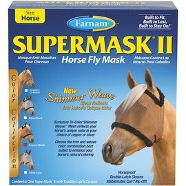 Farnam Coppr Horse Supermask Ii