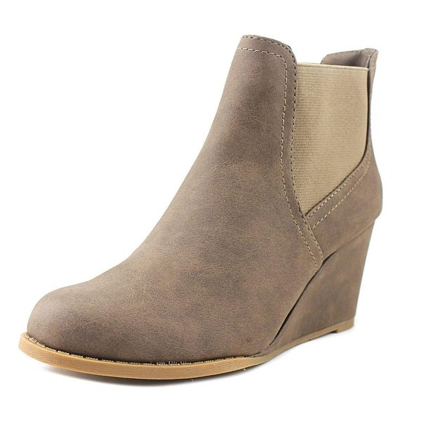 Rampage Mousy Women Taupe Boots