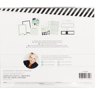 Mint - Heidi Swapp Stationery Embellishment Kit