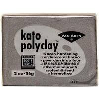 Silver - Kato Polyclay 2Oz