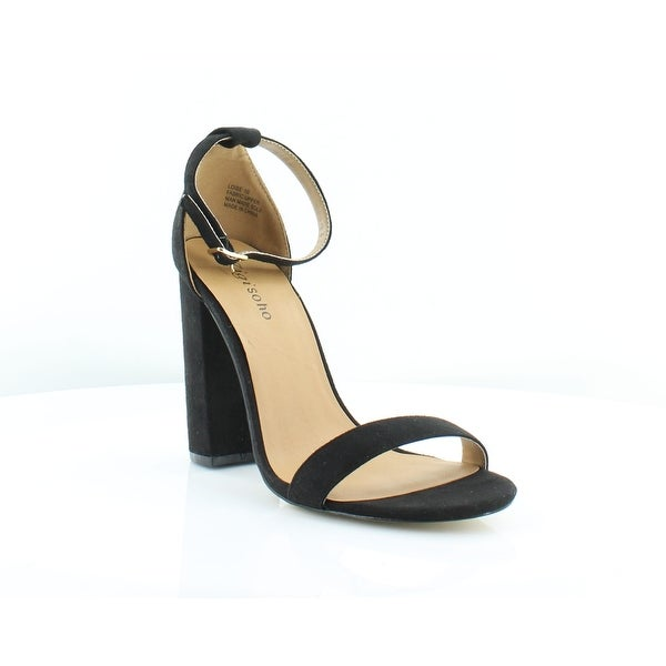 Ziginy Loise Women's Heels Black - 10
