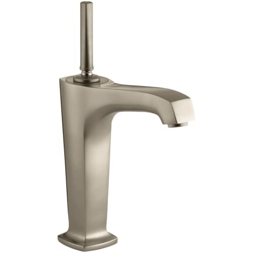 Kohler K 16231 4 Margaux Single Hole Bathroom Faucet   Free Touch Activated  Drain Assembly With Purc   Free Shipping Today   Overstock.com   22683658