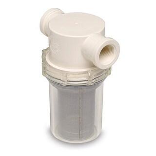 """""""Shurflo 3/4 Inches Raw Water Strainer - 50 Mesh Screen Raw Water Strainer"""""""