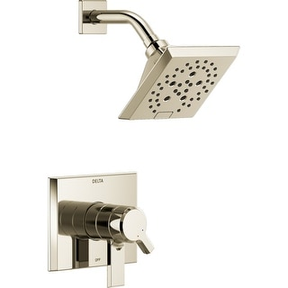 Delta T17299  Pivotal Monitor 17 Series Dual Function Pressure Balanced Shower Only with H2oKinetic Shower Head and Integrated