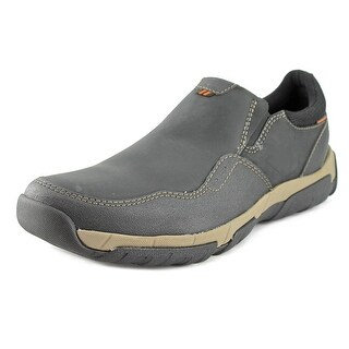 Clarks Walbeck Style Men Round Toe Leather Walking Shoe