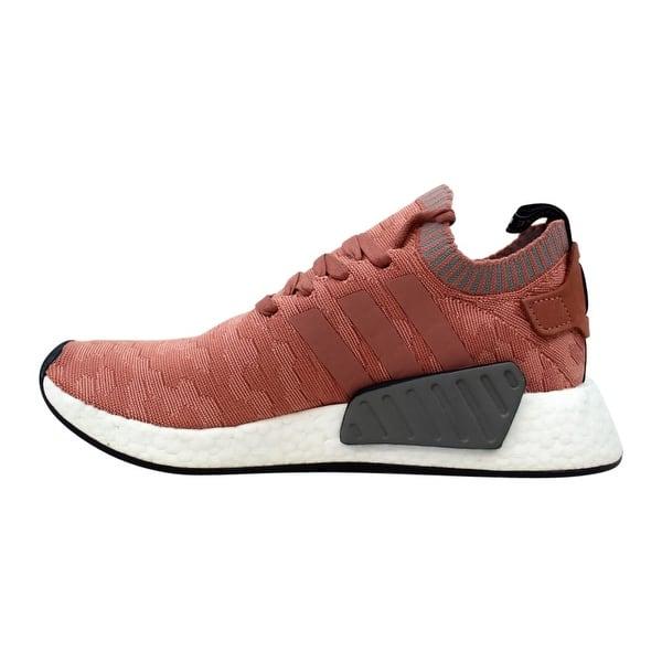 Shop Adidas Women S Nmd R2 Primeknit W Raw Pink Raw Pink Grey
