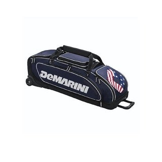 DeMarini 2160834 Special Ops Wheeled Bag, Navy