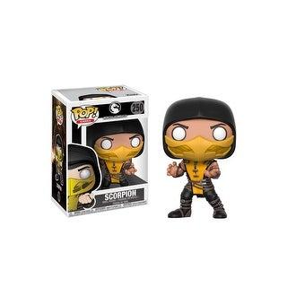 Funko POP Mortal Kombat - Scorpion - Multi