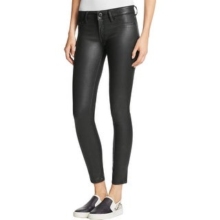 DL1961 Womens Emma Leggings Coated Tencel Blend