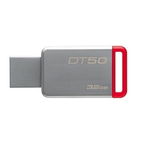 Kingston (Dt50/32Gb) Digital 32Gb Usb 3.0 Data Traveler 50, 110Mb/S Read