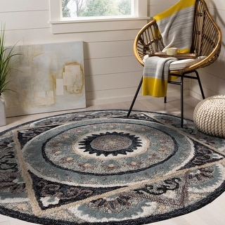 Link to Monroe Prism Medallion Rug Similar Items in Transitional Rugs