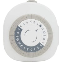 Ge 15153 24-Hour Mechanical 1-Outlet Plug-In Timer