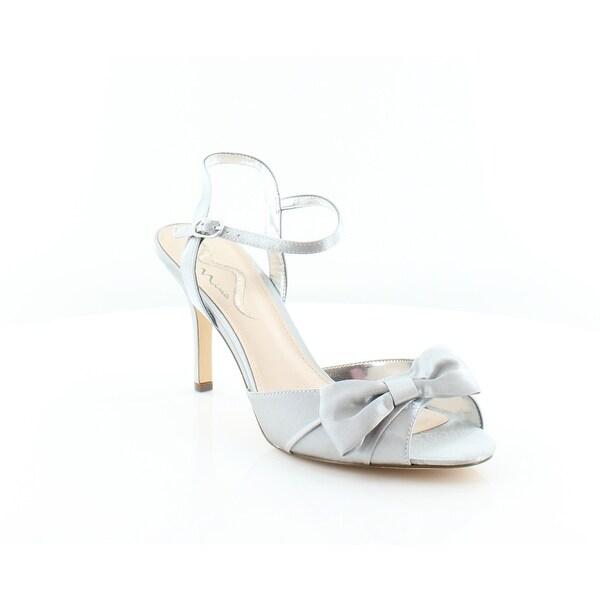 Nina Vashti Women's Heels Royal Silver