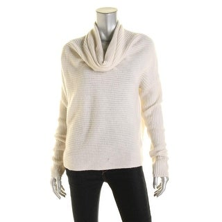 Joie Womens Cashmere Open Stitch Pullover Sweater