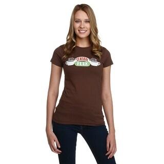 Juniors Friends Central Perk T-Shirt