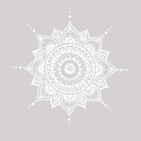 Mandala Wall Decal