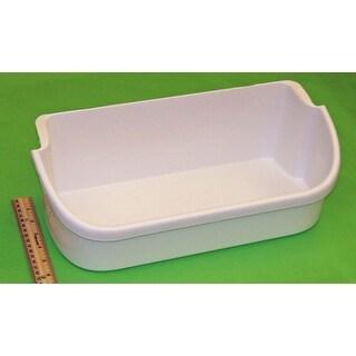 NEW OEM Frigidaire Refrigerator Door Bin Basket Shelf Originally Shipped With FRS26H5DSB1, FRS26HF5AB2, FRS26HF6BB1