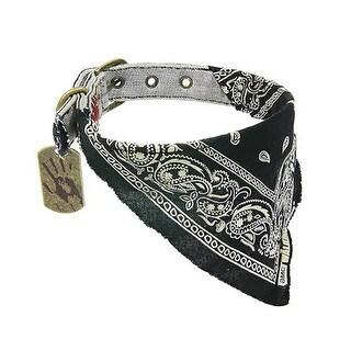 The Walking Dead Daryl Bandana Dog Collar